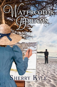 NEW Watercolor Dreams cover