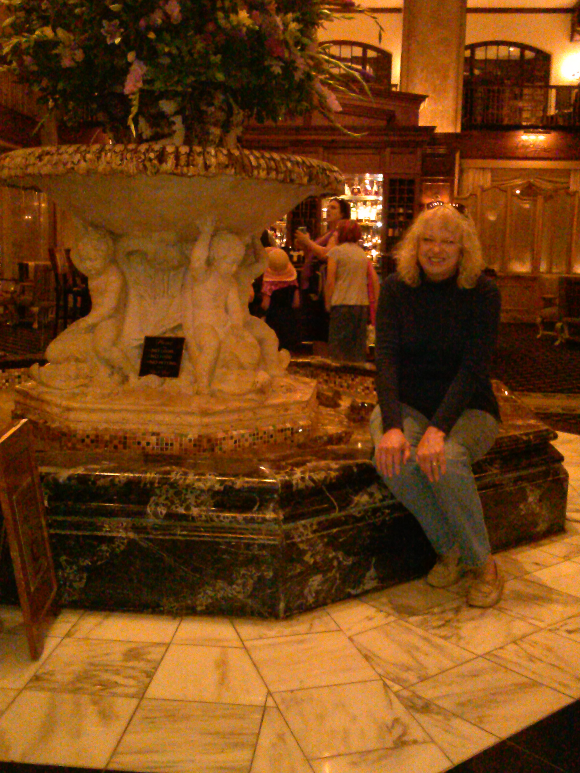 peabody fountain
